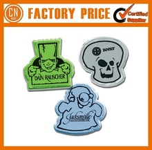 Logo Cheap Custom Promotion Reflective Keychain