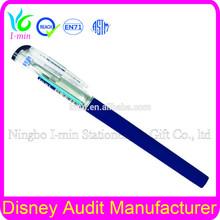 2015 New Design Nice ball pen & Roller pen plastic ball point pen