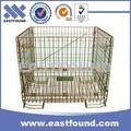 euro soudés cage entrepôt industriel de stockage en métal caisse de transport