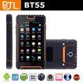 Cruiser bt55 3g dual sim téléphone portable étanche/meilleure qualité téléphone android