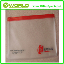 Design your logo Clear PVC Waterproof Mini Cosmetic Bag