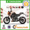 Hot sale china TARAZON brand motorcycle spare parts for KTM DuKe 200