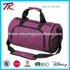 Ladies Canvas Travel Duffel Bag
