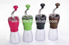 Manual coffee mill coffee grinder