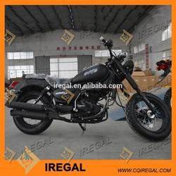 street motorcycle chopper 250cc