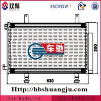 Universal Parallel Flow Auto Condenser/Car condenser/ Auto ac parts