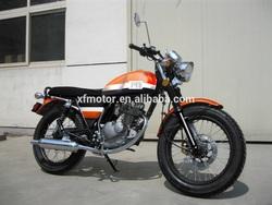 EEC 125cc classic motorcycle