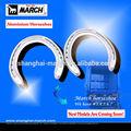 Mars ongles de fer à cheval horseshoeselectric escrime composite post électrique clôture usine