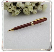 TW-0102 Classical wood ball pen , white color wood ballpoint pen