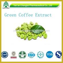 Bv certificato alimentazione produttore prezzo migliore vendita calda anti- Cancro caffè verde estratto di fagiolo robusta di fagioli
