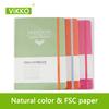 Moleskin hardbound journal printing elastic