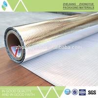 Fireproof fiberglass fabric aluminum coated fiberglass coated fabric