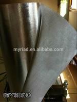 Aluminum Foil Coated Fiberglass Heat Insulation Fabric