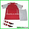 Baratos de fútbol jersey, tailandés uniforme del fútbol, kits de fútbol set