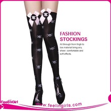 2015 New Brand Skull Tattoo Stockings