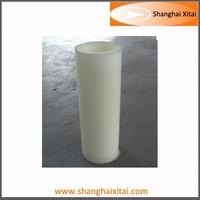 White High Elasticity Customized Polyurethane Bushings