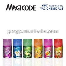 2015 air freshener for hot sale Metered Air freshener Spray fragrance customized