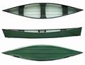 3 asientos de plástico kayak en canoa con inhibidor de rayos uv