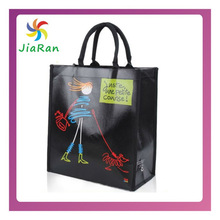 Most Popular Products China Wholesale Eco-friendly Laminated Reusable non Woven Bag /Packaging PP Woven Shopping Bag