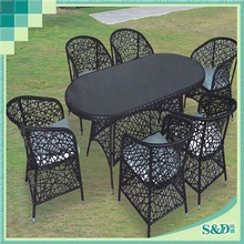 S.D High Quality Popular Design Outdoor/ Indoor/Paito Party Chairs and Tables