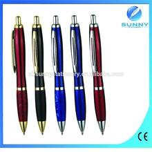 hot promotional metal ballpoint pen for school&office