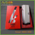 o mais novo 2015 kangertech mod caixa original kanger kbox 40w