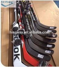 1-piece mold carbon fiber ice hockey stick factory of MX3 Nexus8000 APX2 1X super fast HTX Tacks V9 HTX