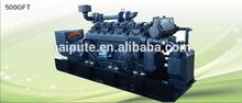 CHP biomass gas/syngas generator 10kW--500kW Deutz engine