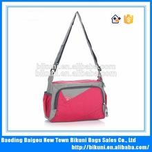 High Quality nylon casual military Travel Teen Camouflage Shoulder Strap Bag custom Design messenger Bag Wholesale