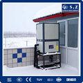 Traje para 23c-25c frío invierno piso heat100 ~ 350sq medidor room12kw / 19kw / 35kw EVI tech auto-defrsot clima frío bomba de calor de agua calentador