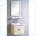 Kd Knocked Down moderna armário do banheiro vaidade