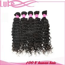 Factory Unprocessed Remy 5A Grade Cheap Virgin Asian Women Hair