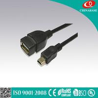 wholesale price china otg to rj45 Micro USB OTG Cable