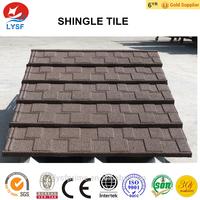 Shingle Tile - Stone Coated Steel Roofing Tile