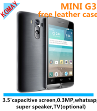 KOMAY china mini g3 pda mobile phone with 3.5 inch capacitive screen mobile phone