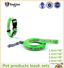 Best-selling pet products leash sets in foreign market