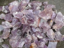 3 to 5cm Natural rock amethyst crystal quartz rough purple crystal stone