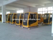 Hyundai R210LC-7 excavator cabin, r210lc-7 operate cab,Hyundai Excavator Cab