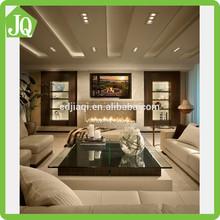 Home Interior Decor Plan Luxury Steel Villa Design