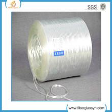 Fiber glass/glass fiber E-glass knitting roving for boats