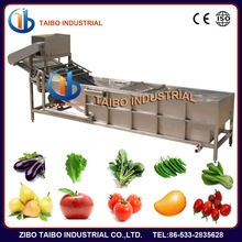 high quality fruits and vegetable washer and dryer