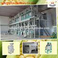 Completa máquina de farinha de milho esmagamento máquina / milho / arroz moinho de farinha