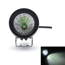 12V Flood beam Round led headlight 3inch 15w car led headlight