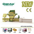 vendita calda imballaggio riciclare GREENMAX macchina per eps schiuma