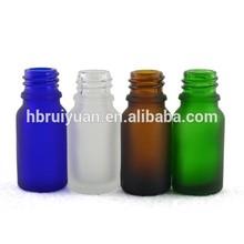5ml/10ml/15ml/20ml/30ml/50ml/100ml Amber/Blue/Red/Purple/Clear/Black Essential oil frosted glass dropper bottles