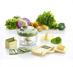 Multi Salad shredder vegetable chopper