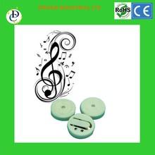 China pequena fábrica tamanho pressione o botão módulo de som para brinquedos