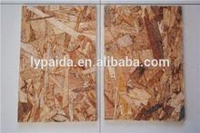 Linyi fireproof OSB esp sandwich wall panels/ OSB price