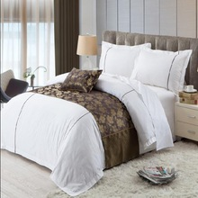 hotel Use and Plain Style copper bedding sheets