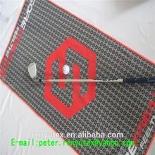 microfiber digital printing custom golf course photo printing golf towel
